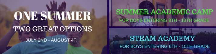 landing page header discover summer at gra